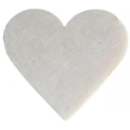Savon coeur noix de coco